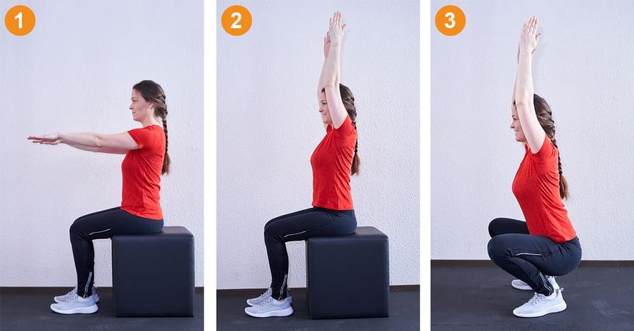 übungen zur verbesserung der beweglichkeit