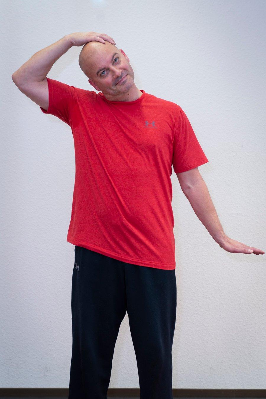 SOS-Übungen Nackenroller