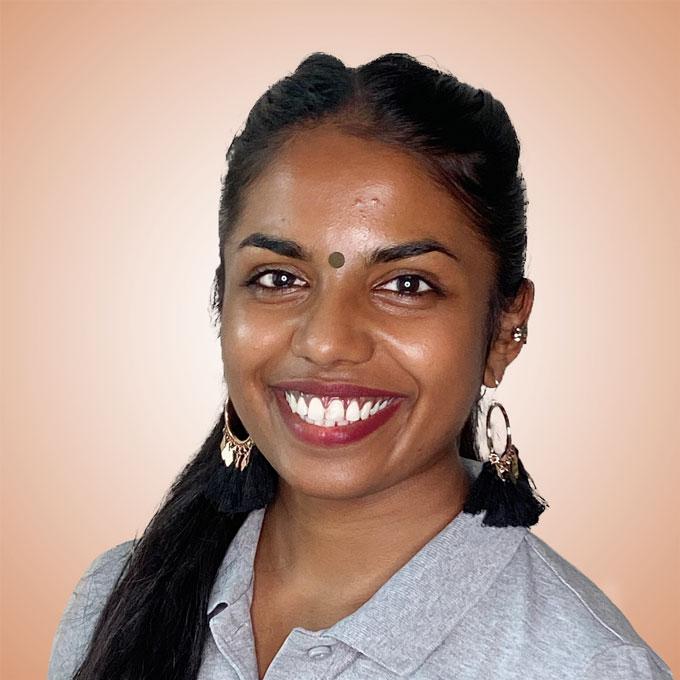 Abarnaa Velupillai-Master of Chiropractic